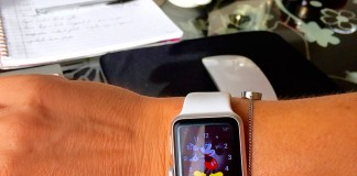 My Crazy Day With The Apple Watch - Frederique Bros