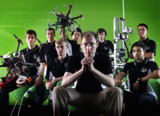 Robotics: An Australian Team Running for $5 Million Prize In International Competition