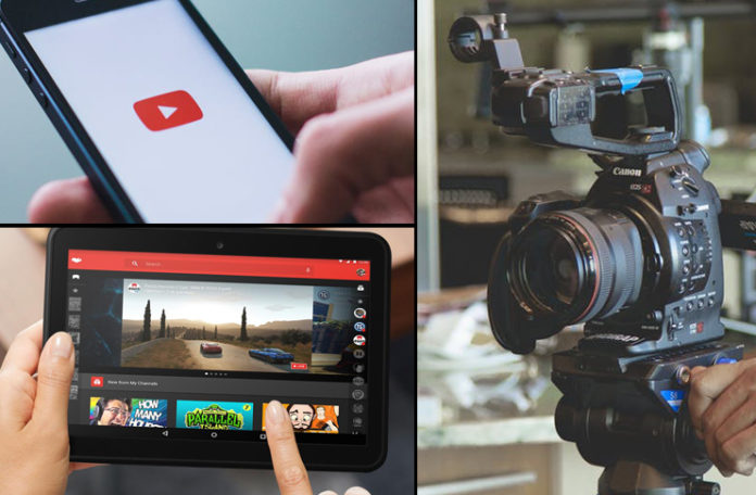 Want To Get Noticed On The Web? Here's How With Video
