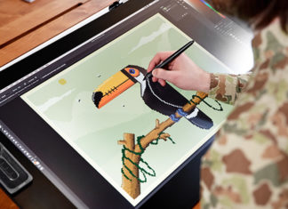 Get Creative With Wacom's The Cintiq Pro 24-inch Pen Display