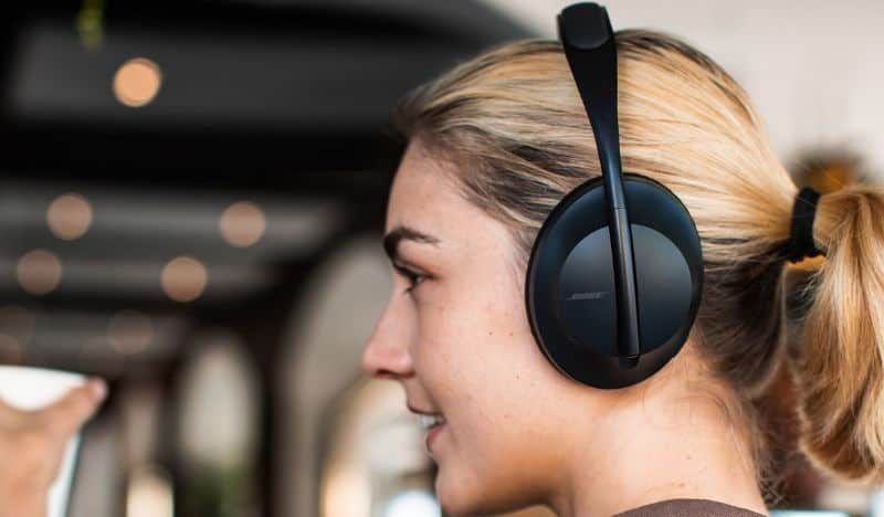 Stylish and comfortable to wear: The Bose 700: The Quiet Kings of Noise Cancelling Headphones