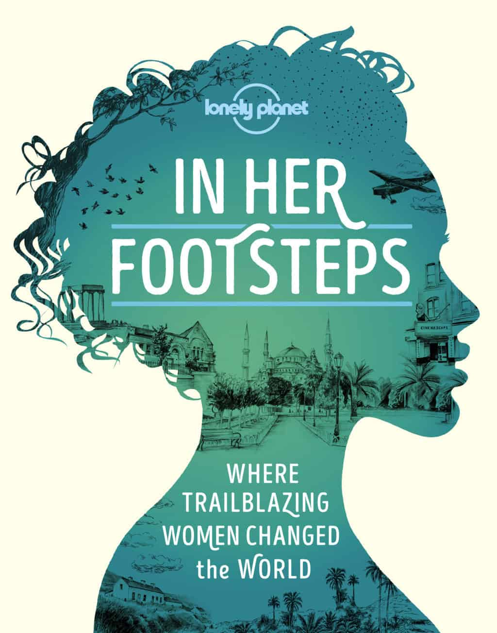 In Her Footsteps, Lonely Planet