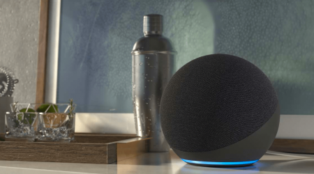 The Echo: Sphere Is Amazon's Newest Smart Speaker