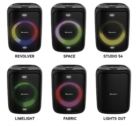 The BlueAnt X5: The Newest Party Speaker From Down Under