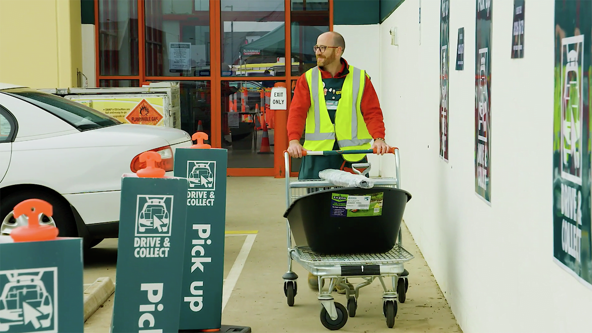 bunnings drive and collect